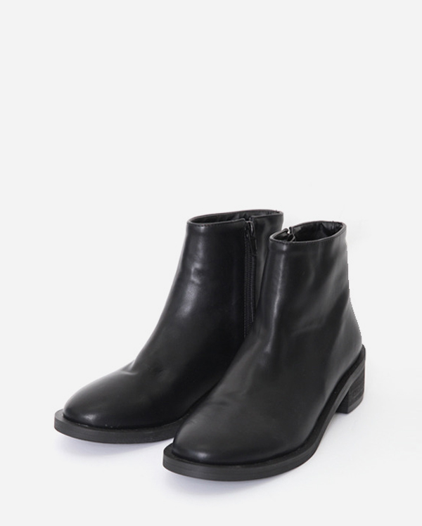 basic design ankle boots
