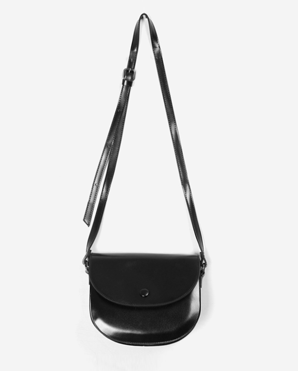 half- moon cross bag (3 colors)