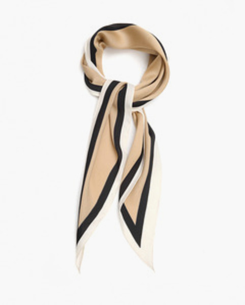 modern line scarf (2 colors)