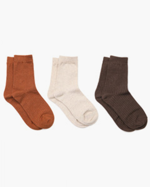 colorful golgi socks (12 colors)