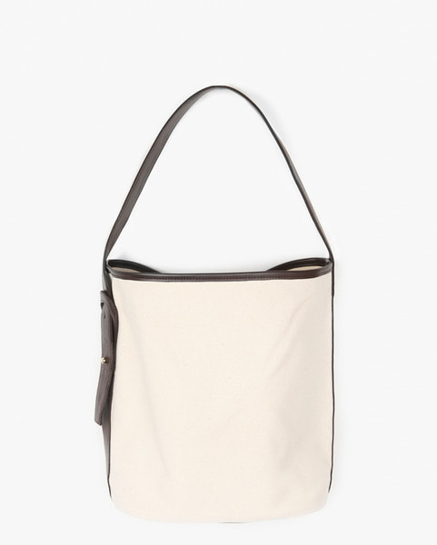casual bucket canvas bag