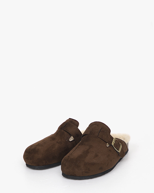 suede fur casual shoes (s, m, l)