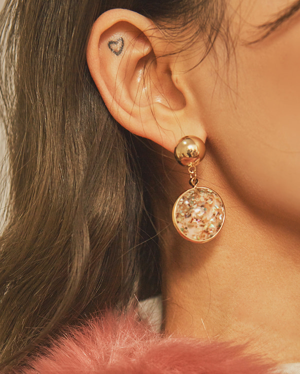 lily point earring