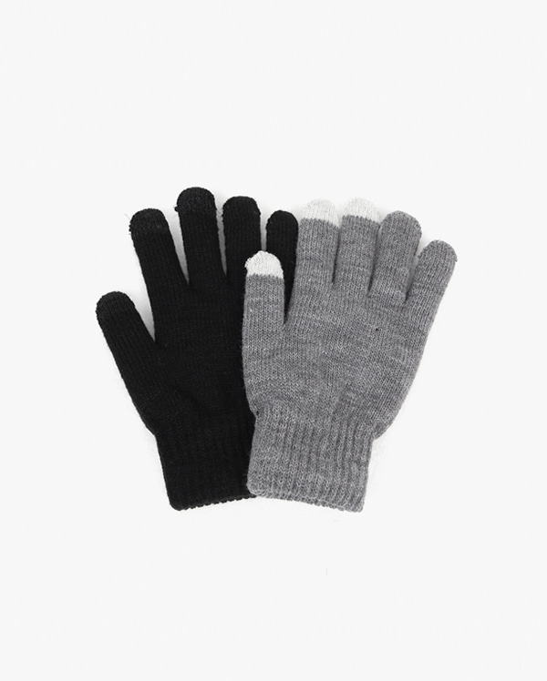 very thick touch gloves