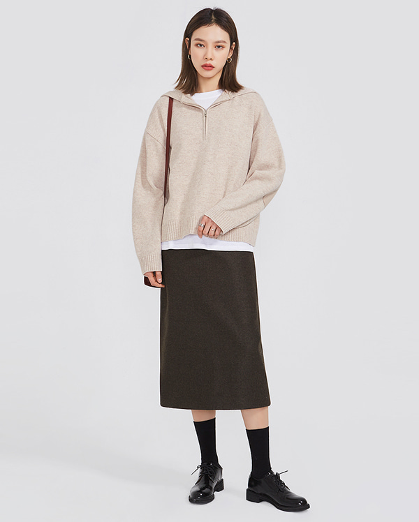 neat mood wool knit