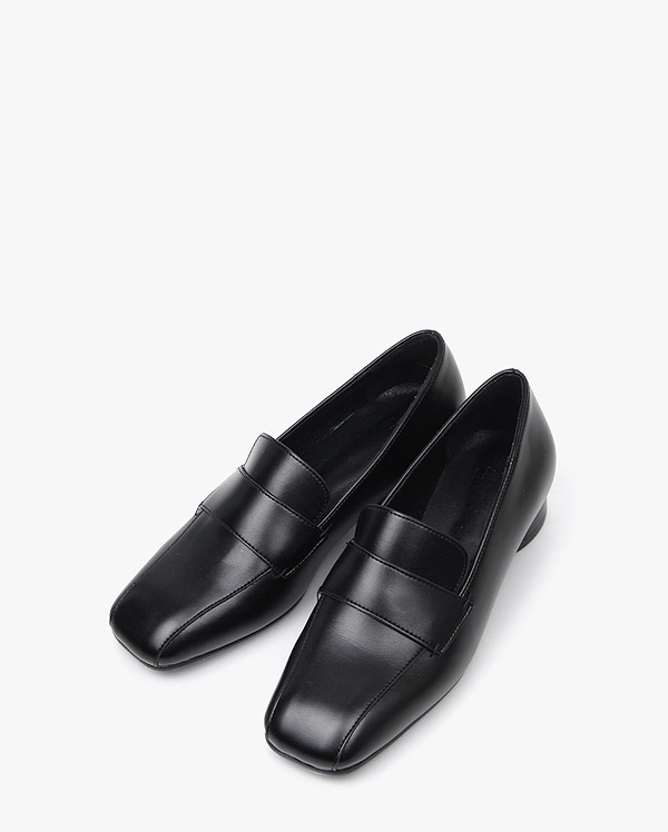 square front mood loafer (225-250)