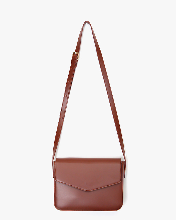 letter medium shoulder bag