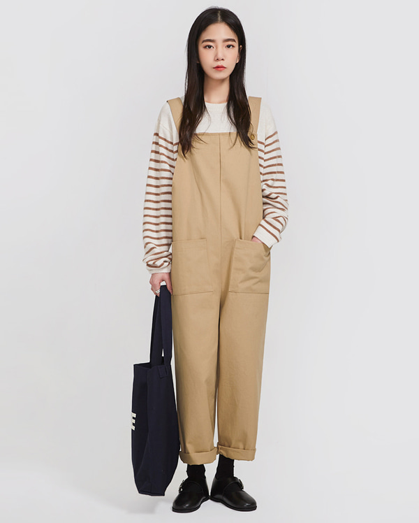 ame pocket overalls