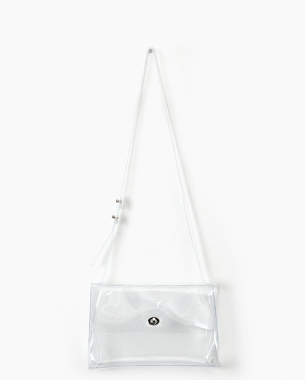 cleanly pvc shoulder bag