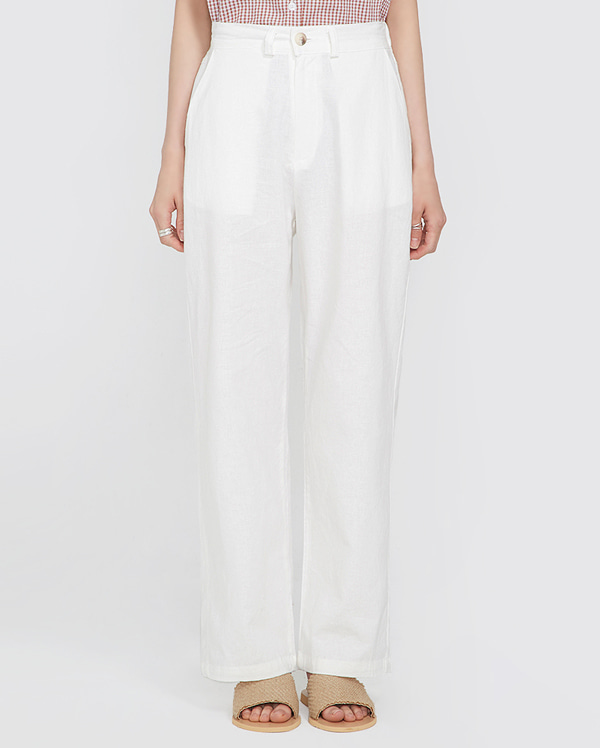 evening thin linen pants (s, m, l)