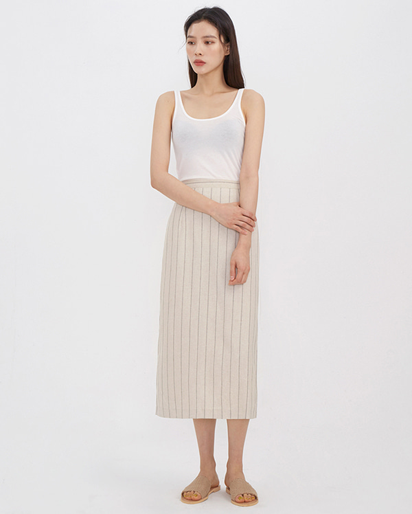marie basic sleeveless