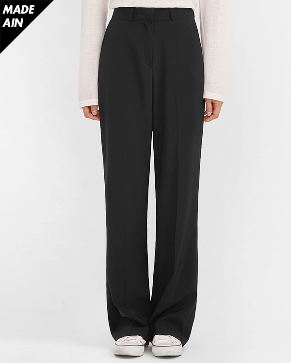 FRESH A 170cm cool long slacks (s, m, l)
