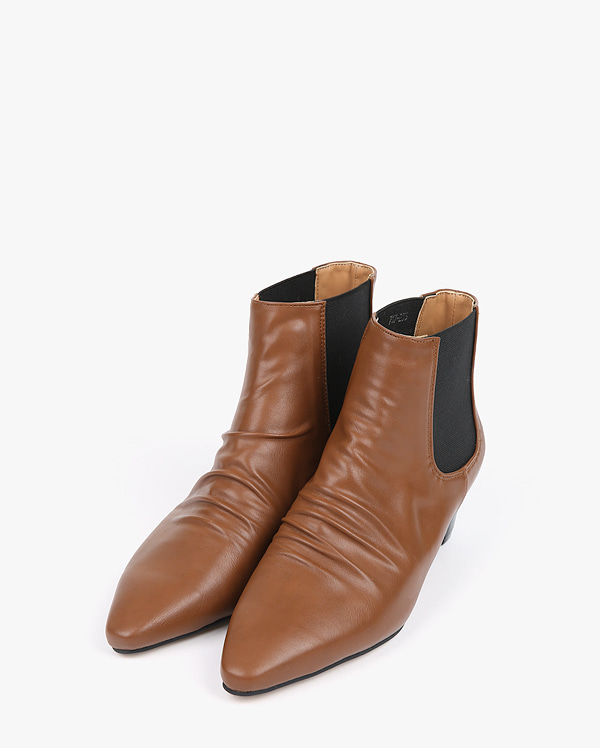 sharp middile ankle boots (225-250)