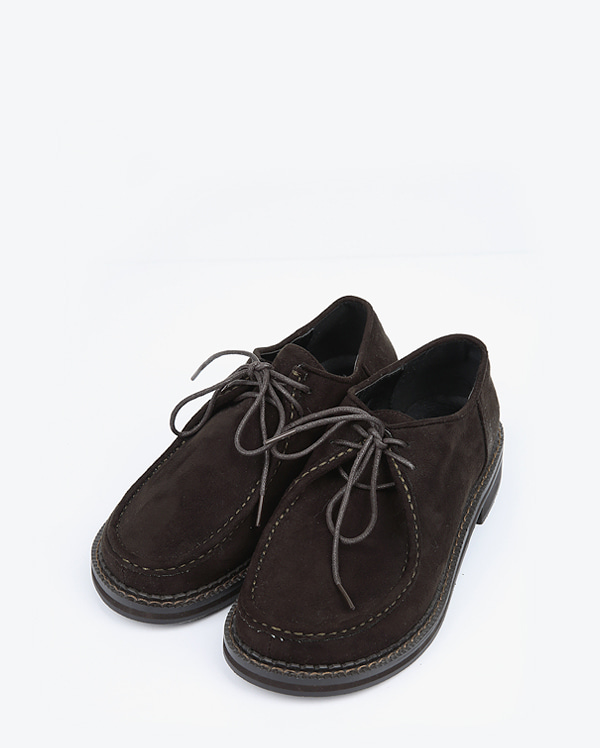 wallabee​ suede loafer (230-250)