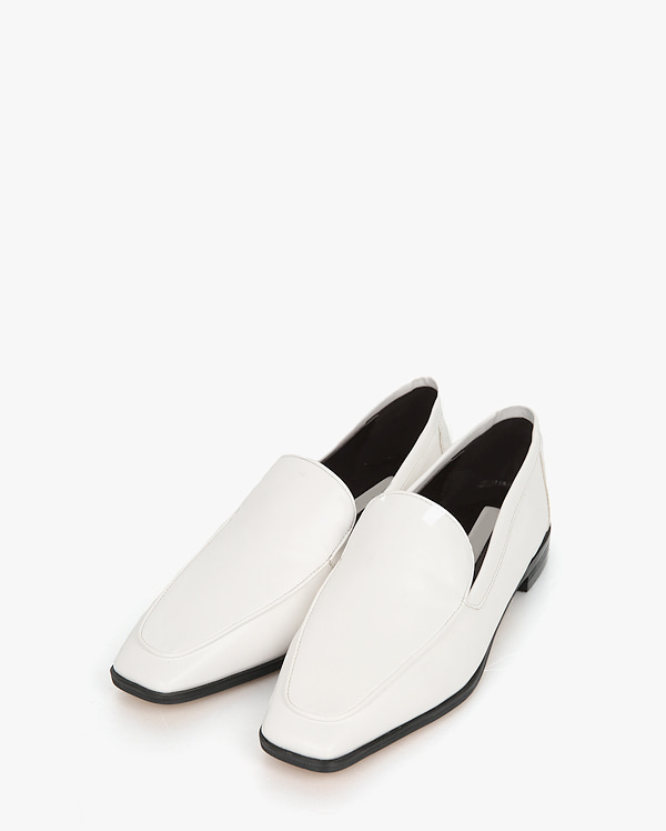 point square line loafer (230-250)