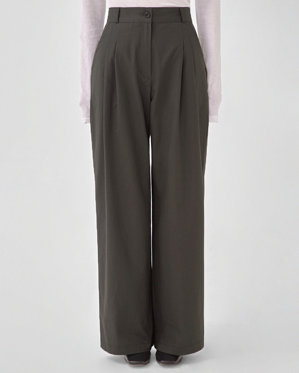 chic mood wide cotton pants