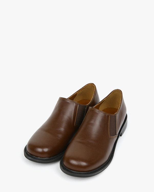 ivy round banding loafer (230-250)