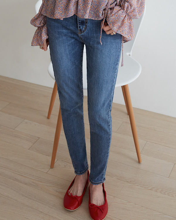 really skinny denim pants (25-29)