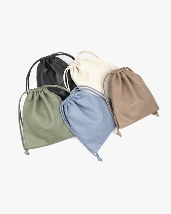 multi mini bucket bag
