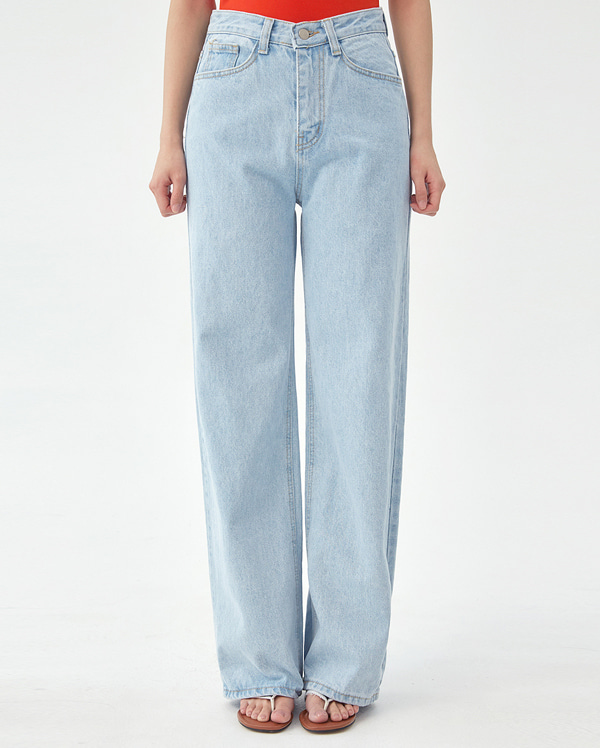 mone long denim pants (xs-l)