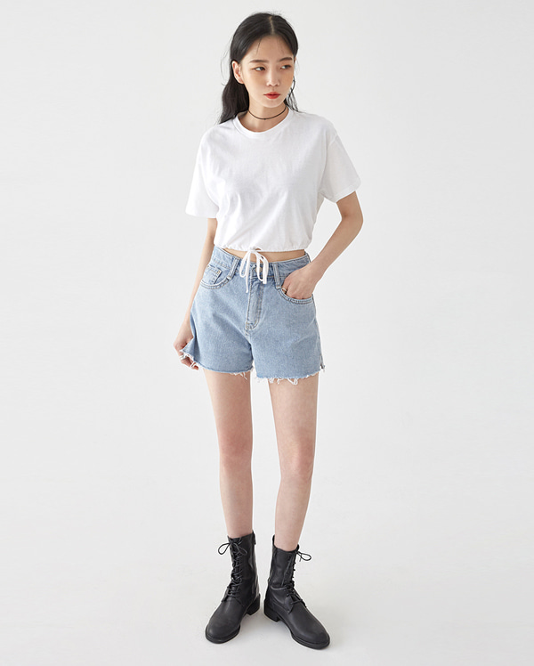 cloud ribbon crop T