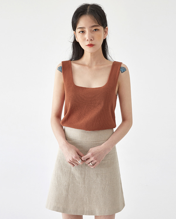 hit cool square sleeveless