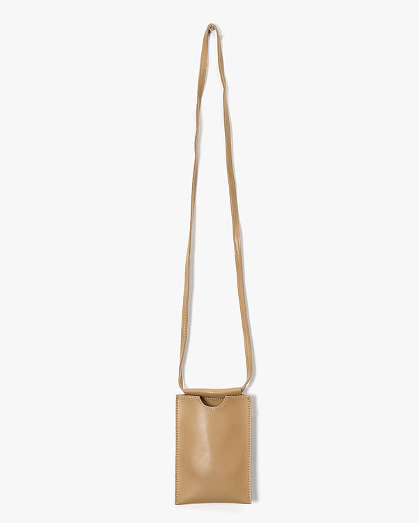 square flat cross bag
