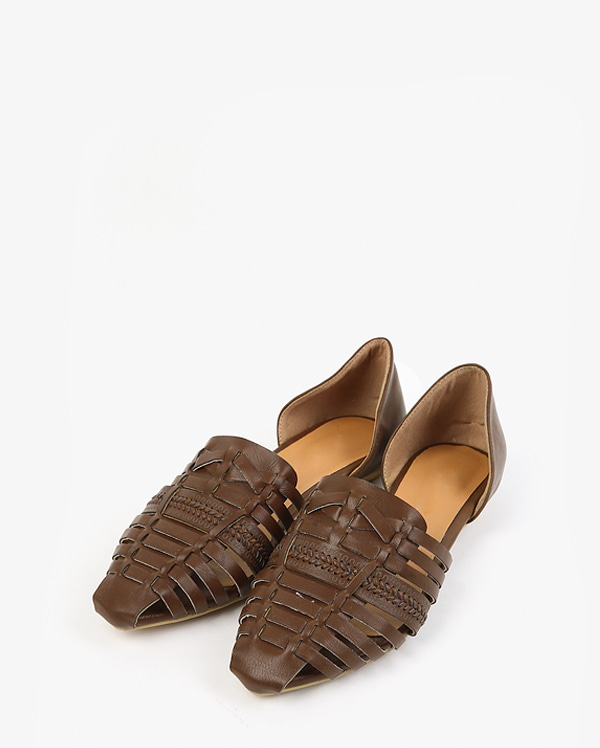 custodian flat shoes (225-250)