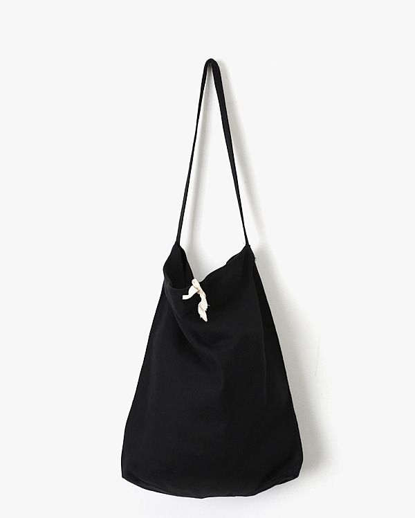 basic cotton string eco bag