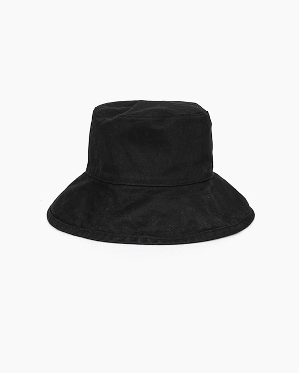 wide bucket hat (4 colors)