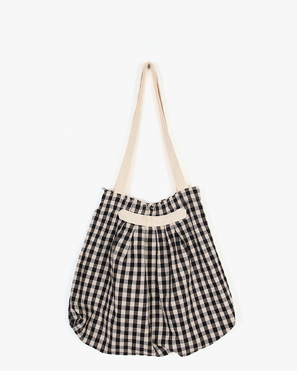 lovely check eco bag