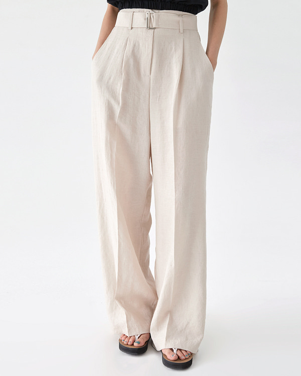 adela wide long slacks