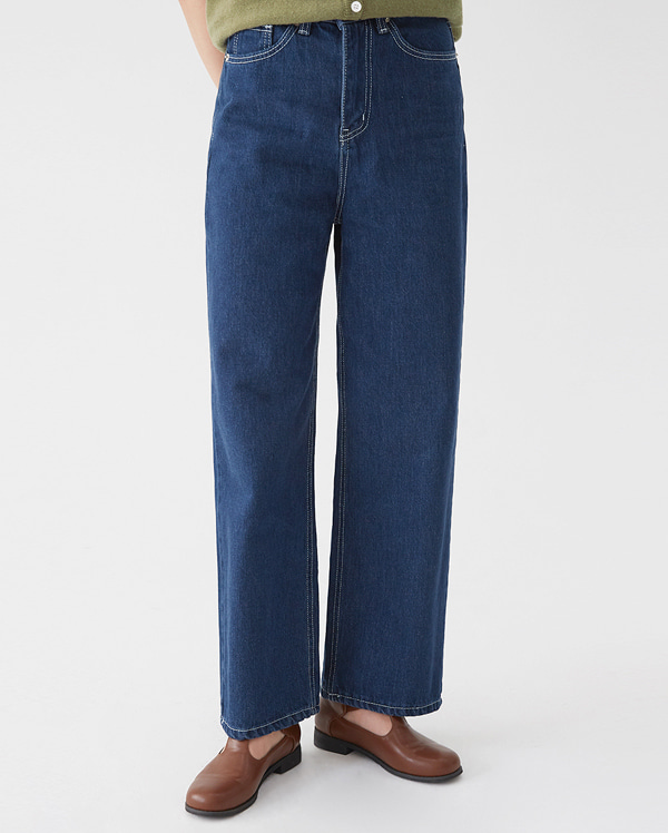 a carmen denim  pants (s, m)