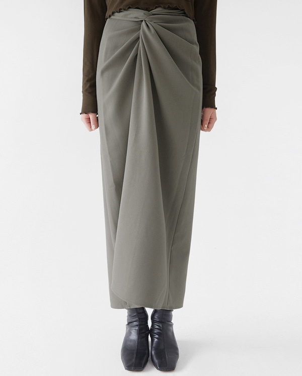 dyllis long wrap skirts