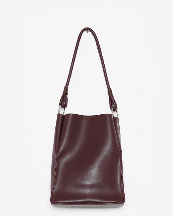 ringer square shoulder bag
