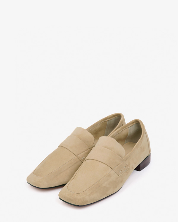 a swinging suede loafer (230-250)