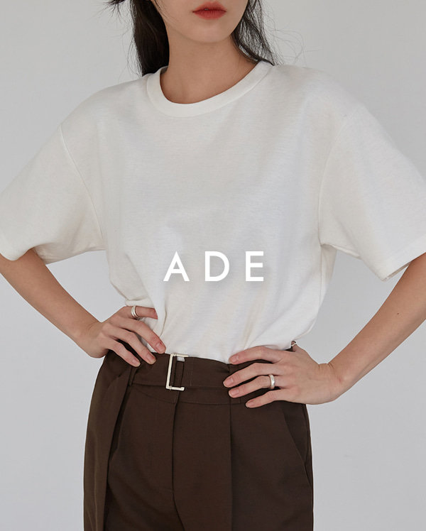 ade cotton 1/2 T