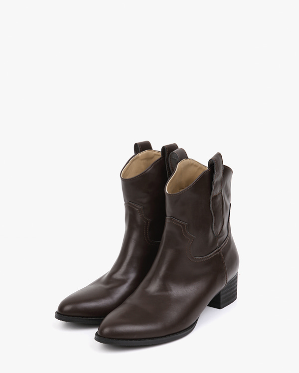 easy short western boots (230-250)