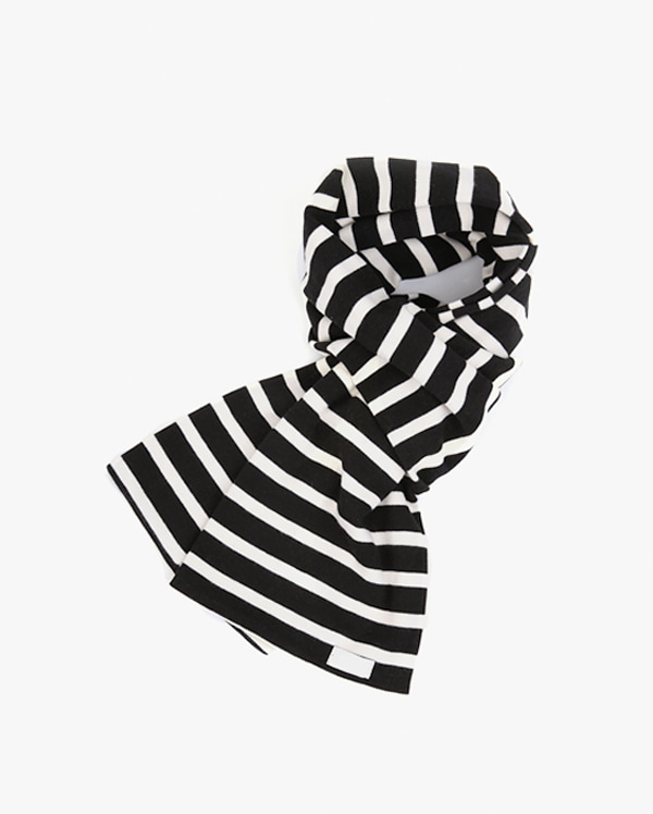 saint striped cute muffler