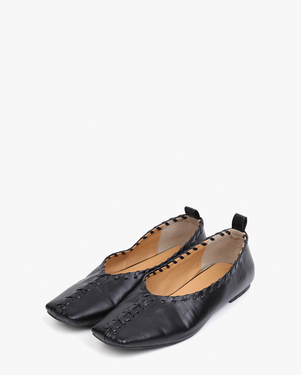 dazy stitch line loafer (230-250)