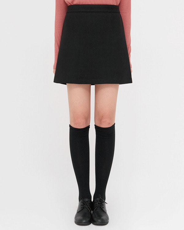 else and wool mini skirts (s, m)