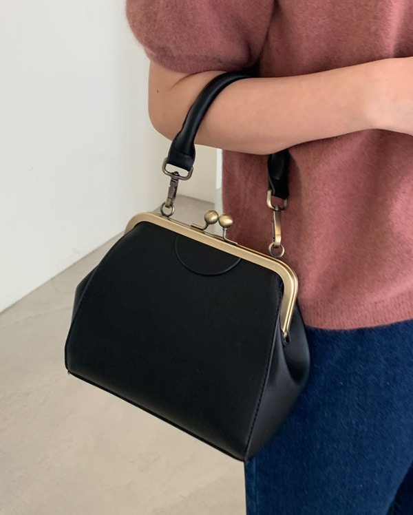 a coin two way shoulder bag