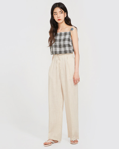 remain wide linen pants