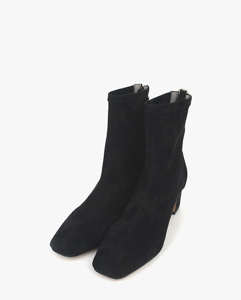 on off suede ankle boots (225-250)