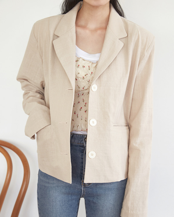 base cotton short jacket