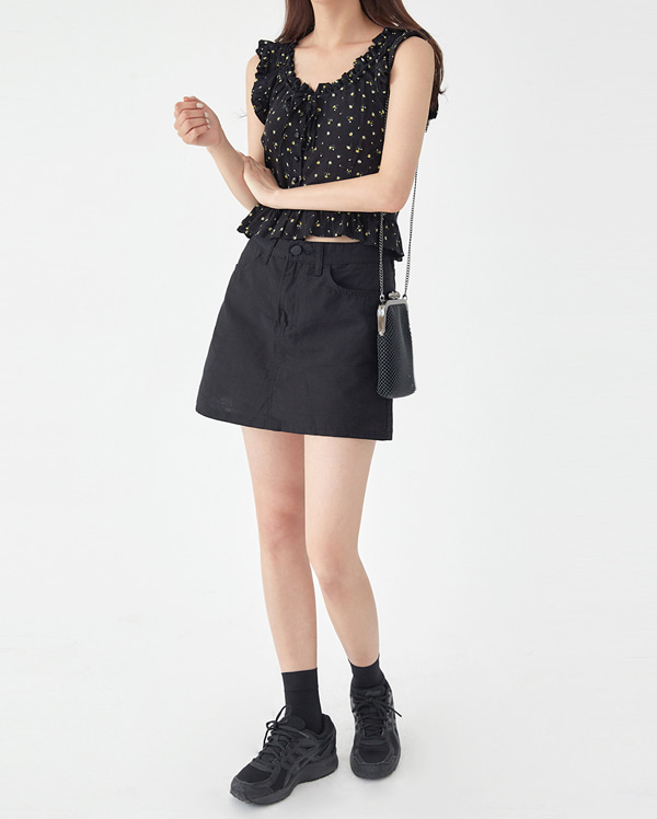 date cozy short skirts (s, m, l)