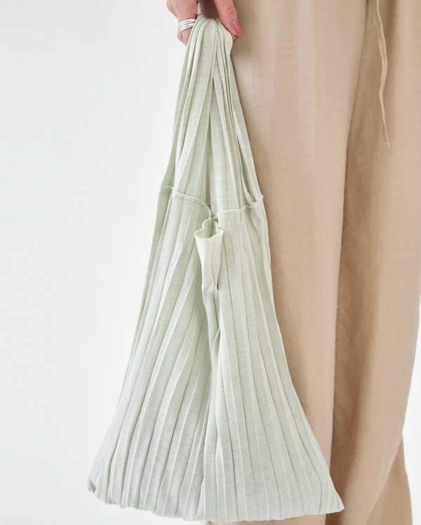must pleats eco bag