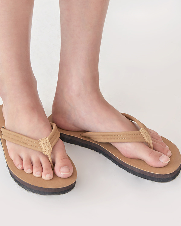 met light flip flop (s, m, l)