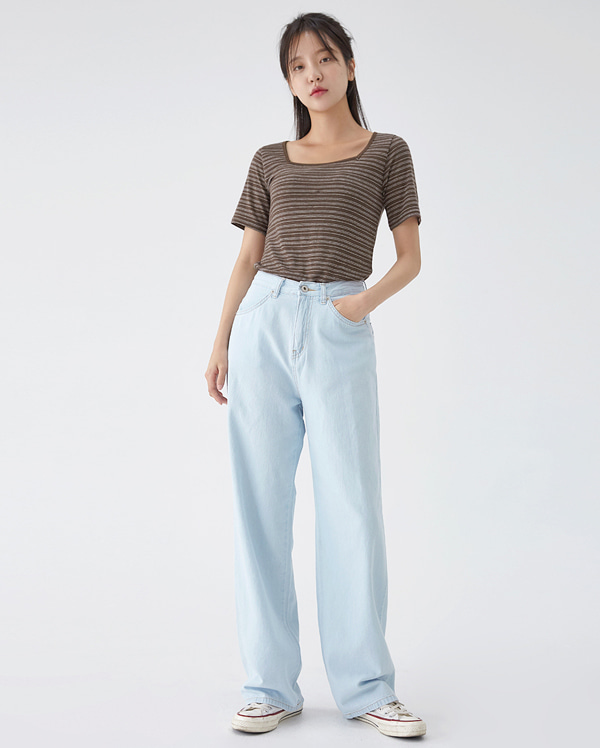 ocean wide long pants (s, m)