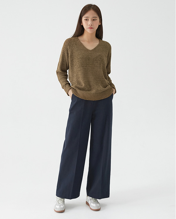brow also wide pants (s, m)